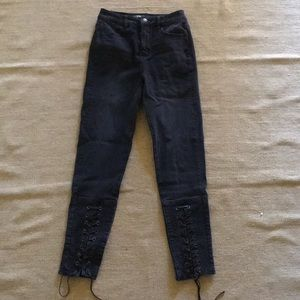 American Eagle Highest rise jeggings